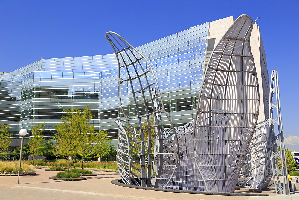 Lindsey-Flanigan Courthouse, Denver, Colorado, United States of America, North America