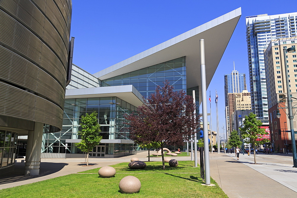 Colorado Convention Center, Denver, Colorado, United States of America, North America