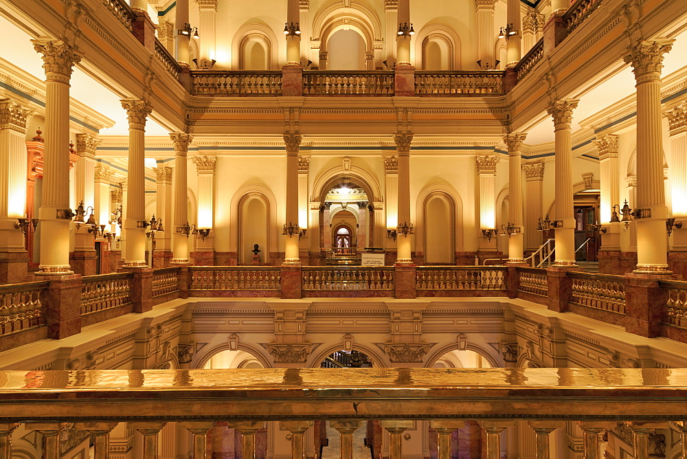 State Capitol Building, Denver, Colorado, United States of America, North America