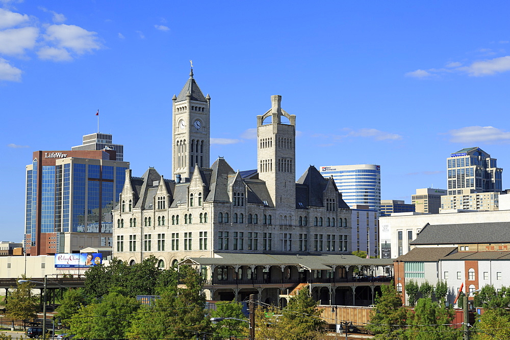 Union Station Hotel, Nashville, Tennessee, United States of America, North America