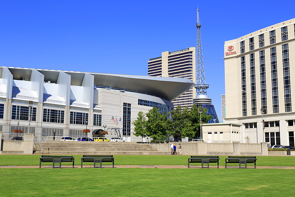Bridgestone Arena, Nashville, Tennessee, United States of America, North America