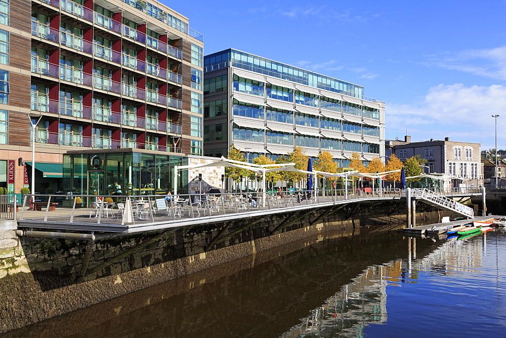 Clarion Hotel on Lapp's Quay, Cork City, County Cork, Munster, Republic of Ireland, Europe