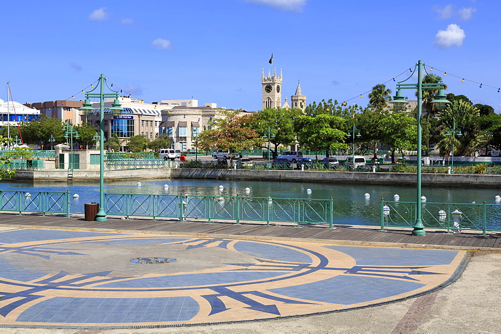 Independence Square, Bridgetown, Barbados, West Indies, Caribbean, Central America