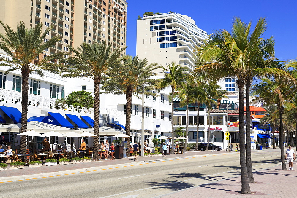 Ocean Boulevard, Fort Lauderdale, Florida, United States of America, North America