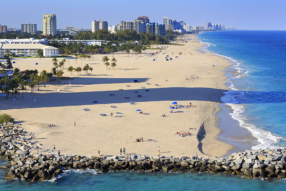 Fort Lauderdale Beach, Florida, United States of America, North America