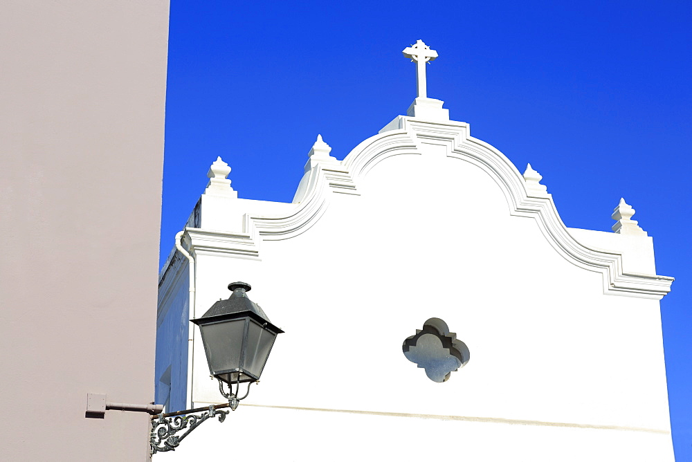 San Jose Church in Old San Juan, Puerto Rico, West Indies, Caribbean, Central America