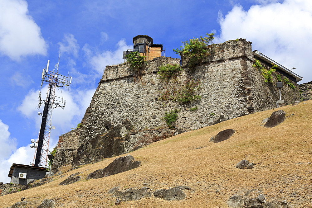 Fort George, St. Georges, Grenada, Windward Islands, West Indies, Caribbean, Central America