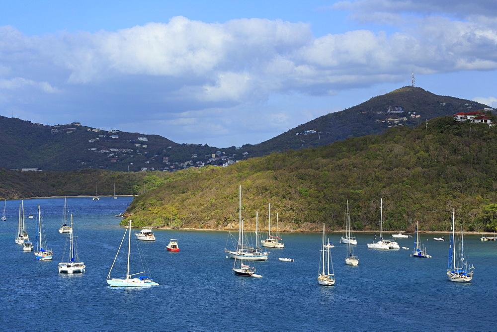 Water Island, Charlotte Amalie, St. Thomas, United States Virgin Islands, West Indies, Caribbean, Central America