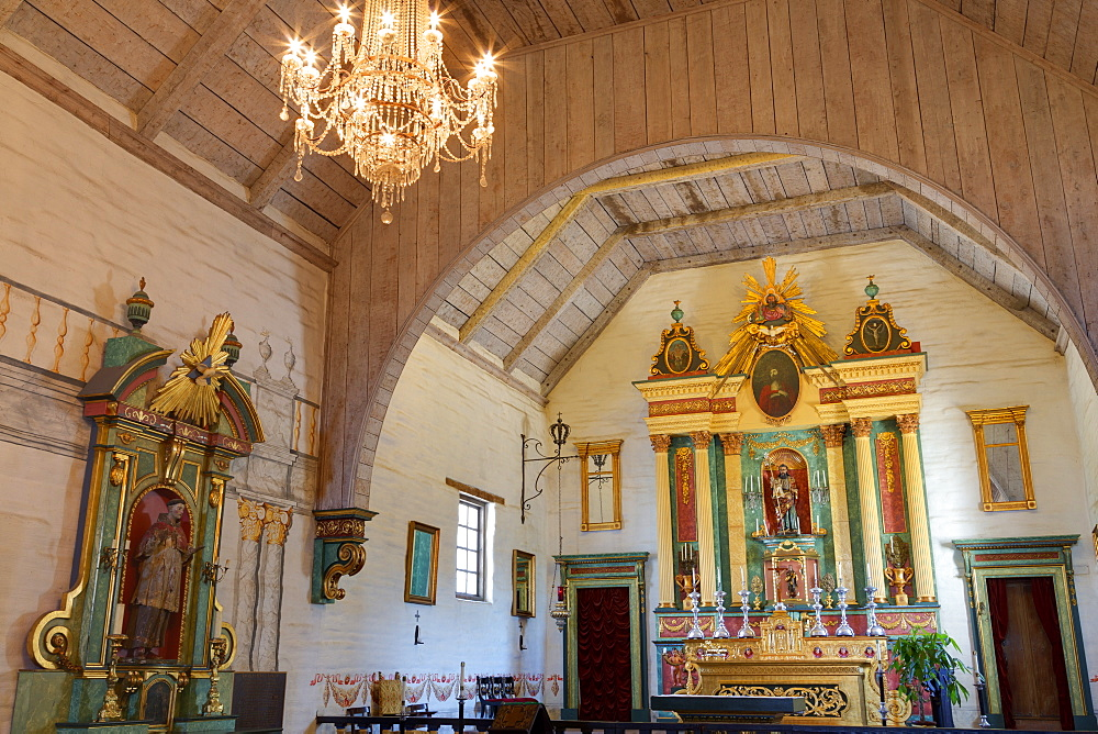 Mission San Jose, Fremont, California, United States of America, North America