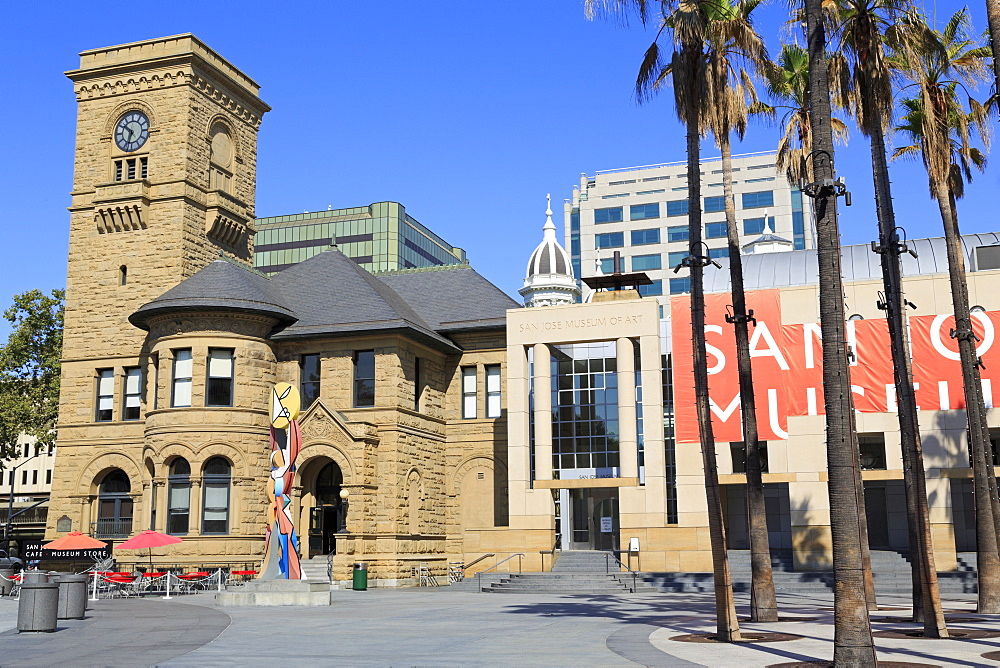 Museum of Art, San Jose, California, United States of America, North America
