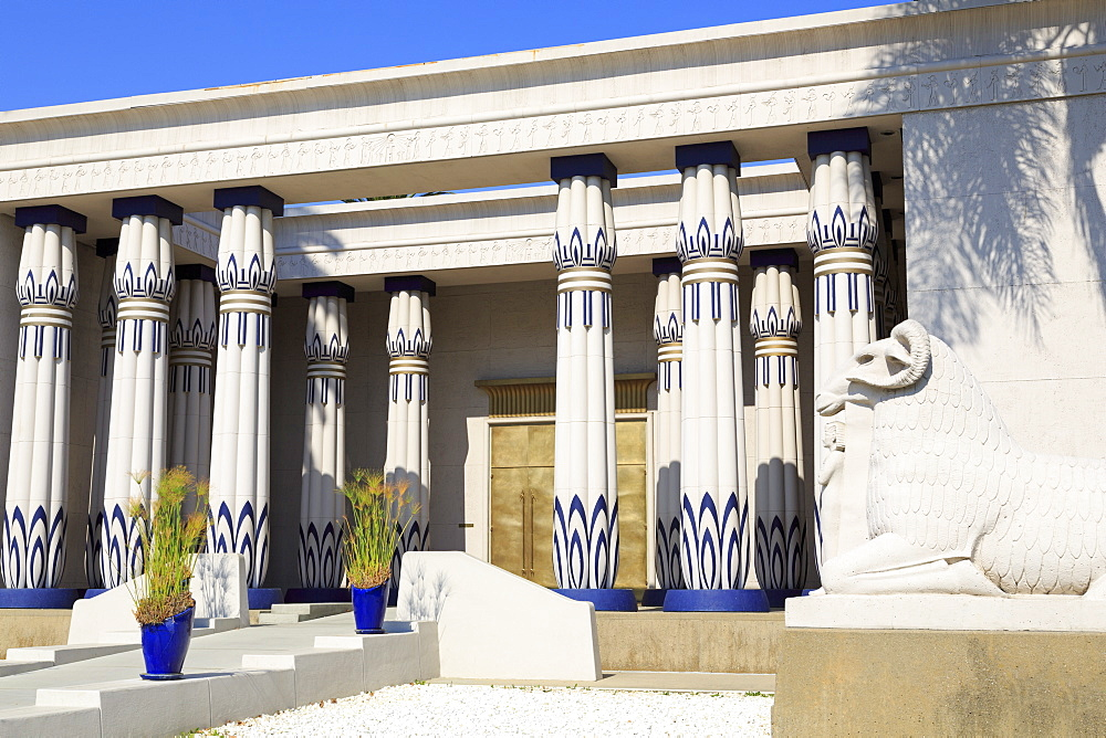 Rosicrucian Egyptian Museum, San Jose, California, United States of America, North America