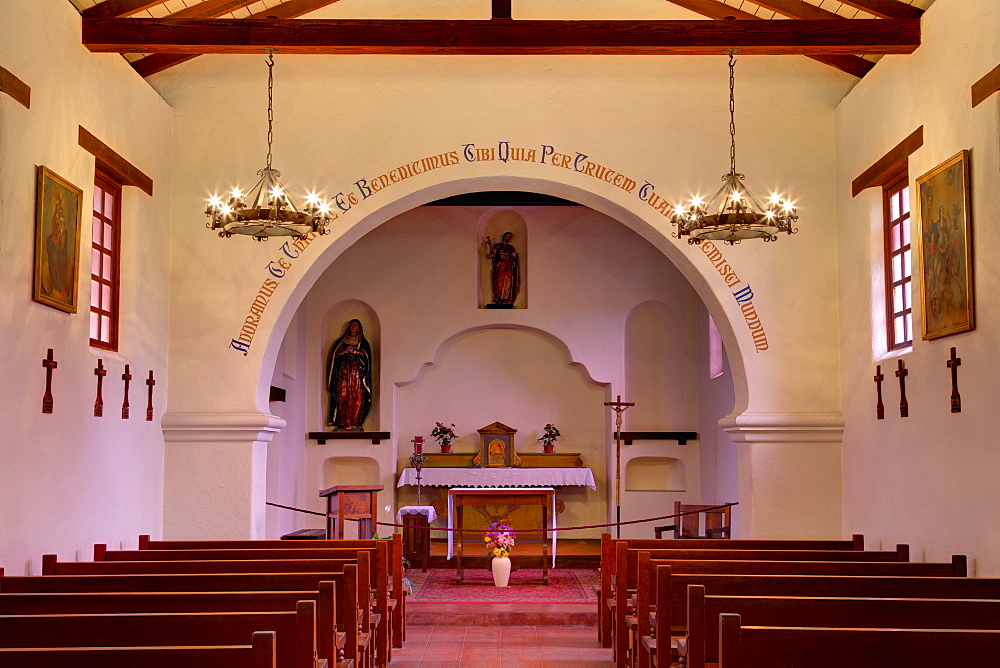 Mission Santa Cruz, Santa Cruz, California, United States of America, North America