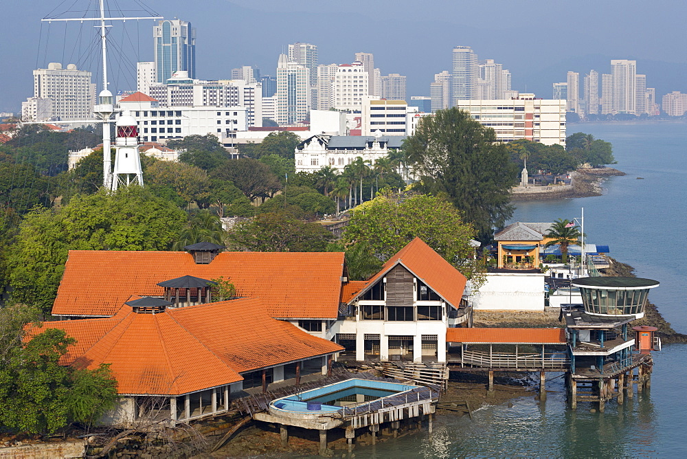 Port of Georgetown, Penang Island, Malaysia, Southeast Asia, Asia