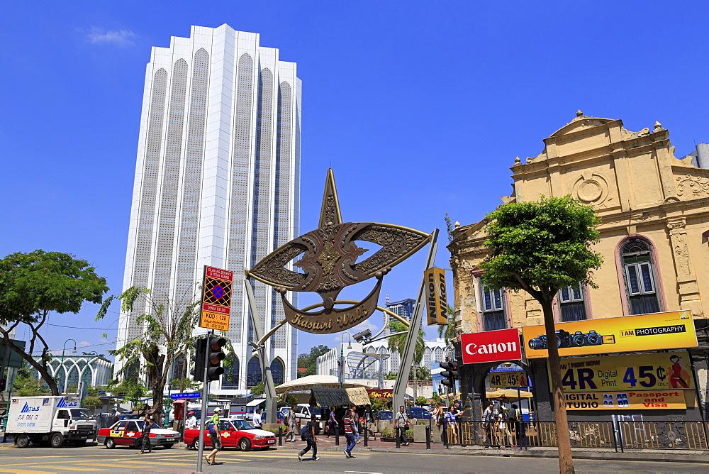 Central Market, Kuala Lumpur, Malaysia, Southeast Asia, Asia