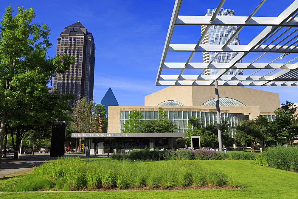 Performing Arts Center, Dallas, Texas, United States of America, North America