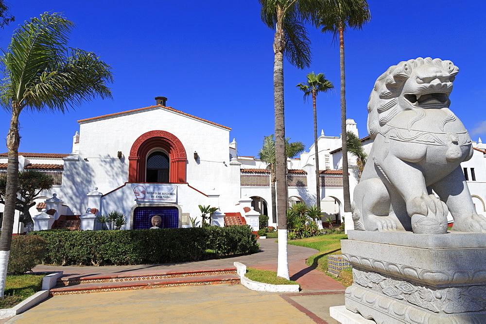 Riviera Cultural Center of Ensenada, Baja California, Mexico, North America