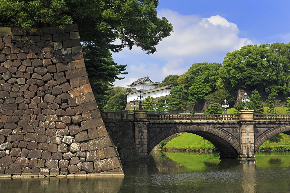 Imperial Palace, Tokyo, Japan, Asia