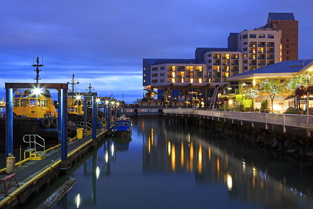 Inn at the Quay, New Westminster, Vancouver Region, British Columbia, Canada, North America
