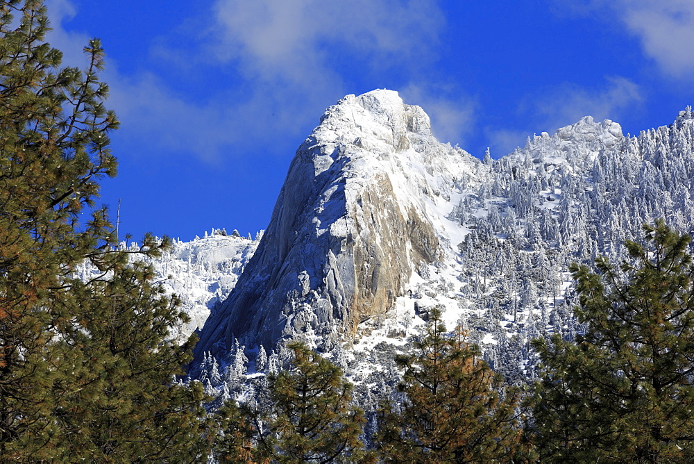 Tahquitz Peak, Idyllwild, California, United States of America, North America