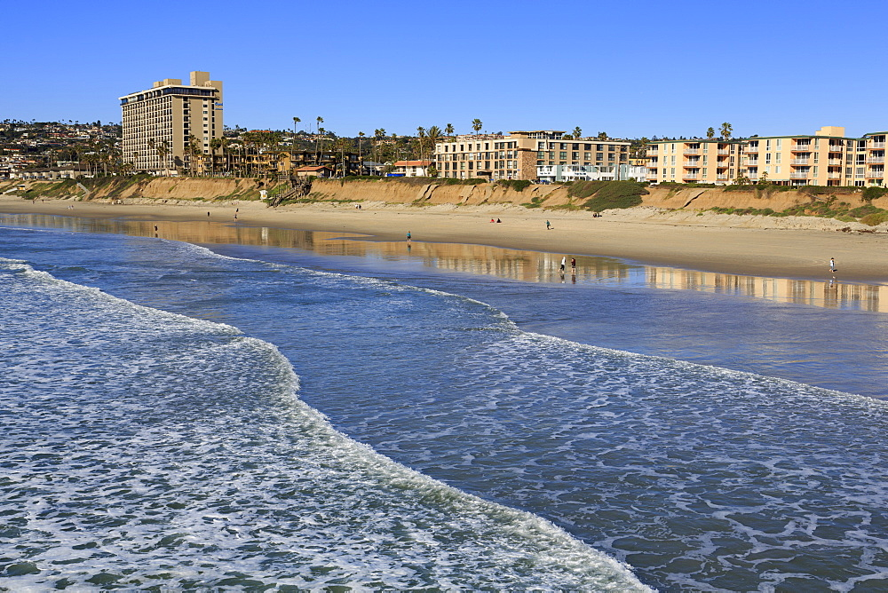 Pacific Beach, San Diego, California, United States of America, North America