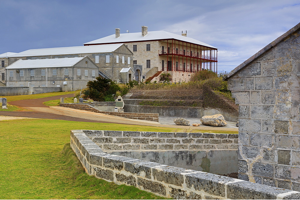 Commissioner's House, National Museum, Royal Naval Dockyard, Bermuda, Central America