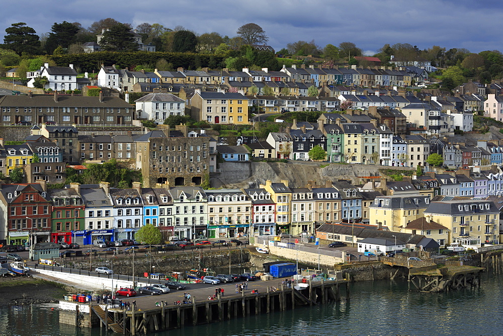 Cobh, County Cork, Munster, Republic of Ireland, Europe - 776-4964