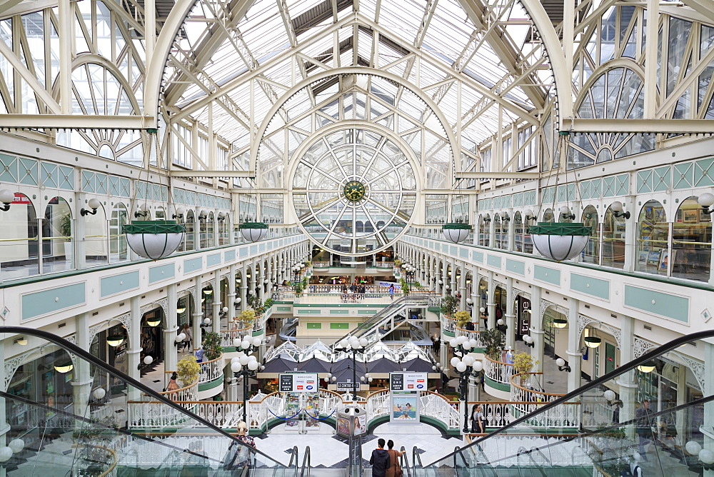 Stephen's Green Shopping Centre, Dublin City, County Dublin, Republic of Ireland, Europe
