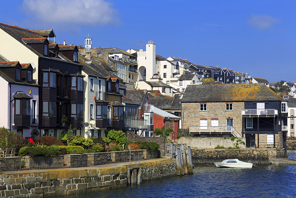 Prince of Wales Pier, Falmouth, Cornwall, England, United Kingdom, Europe - 776-4978