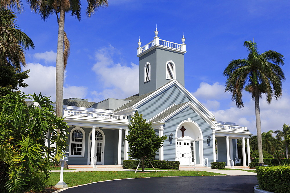 Royal Poinciana Chapel, Palm Beach, Florida, United States of America, North America