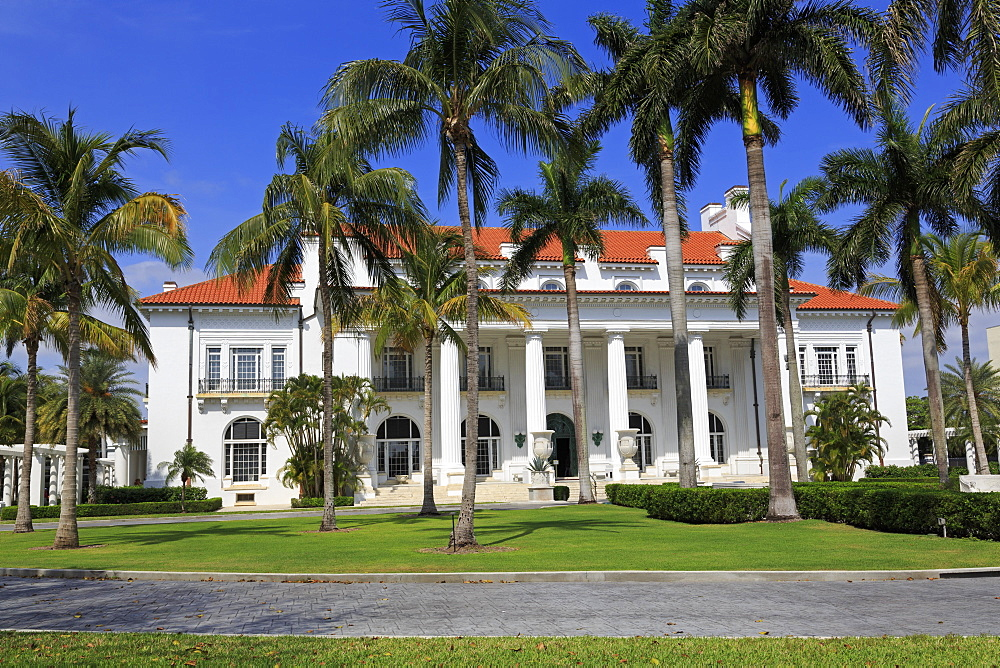 Flagler Museum, Palm Beach, Florida, United States of America, North America - 776-5027