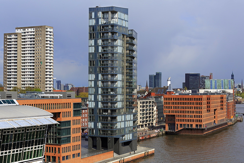 Altona District, Hamburg, Germany, Europe - 776-5048