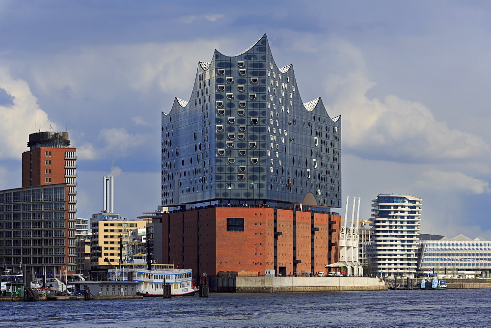 Elbphilharmonie Building, Hamburg, Germany, Europe - 776-5050