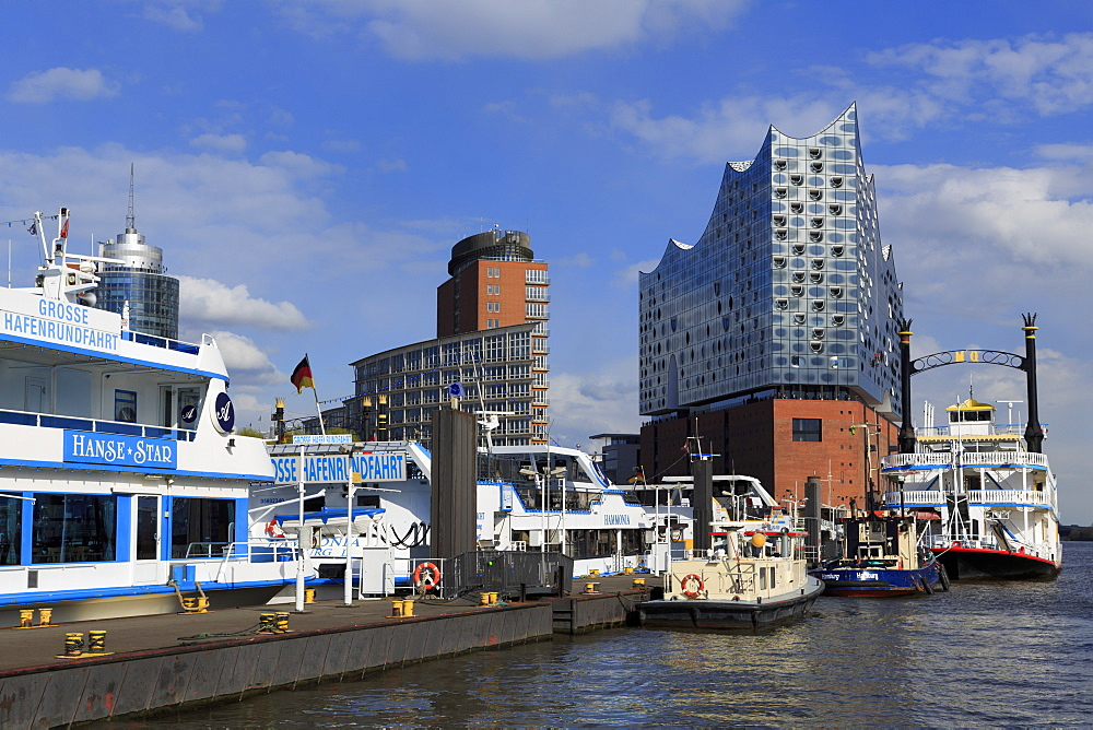 Elbphilharmonie Building, Hamburg, Germany, Europe - 776-5051