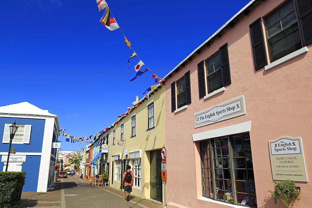 Water Street, Town of St. George, St. George's Parish, Bermuda - 776-5069