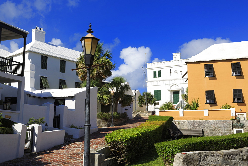 King Street, Town of St. George, St. George's Parish, Bermuda - 776-5070