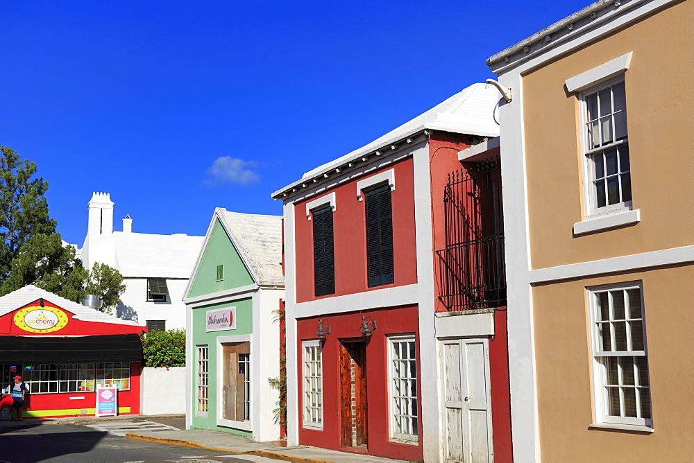 Duke of York Street, Town of St. George, St. George's Parish, Bermuda - 776-5073