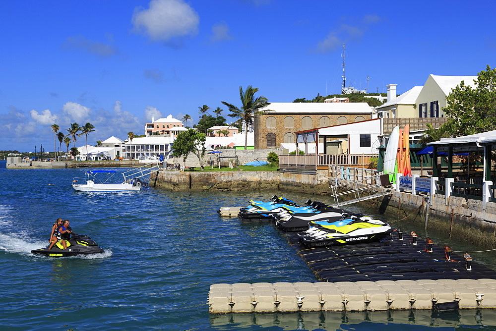 Waterfront, Town of St. George, St. George's Parish, Bermuda - 776-5076