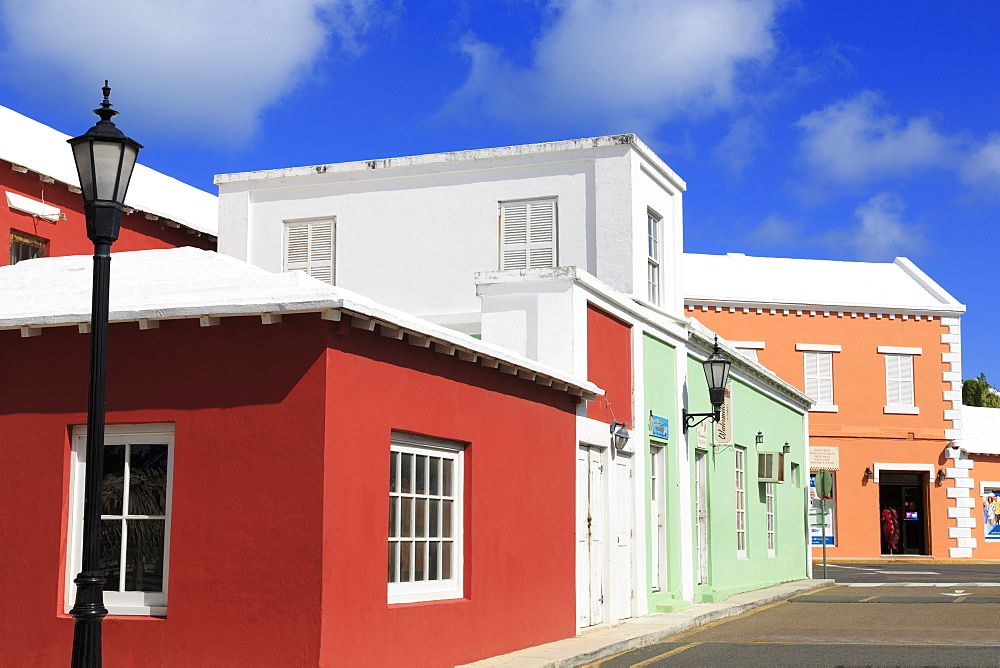 Town of St. George, St. George's Parish, Bermuda, Central America