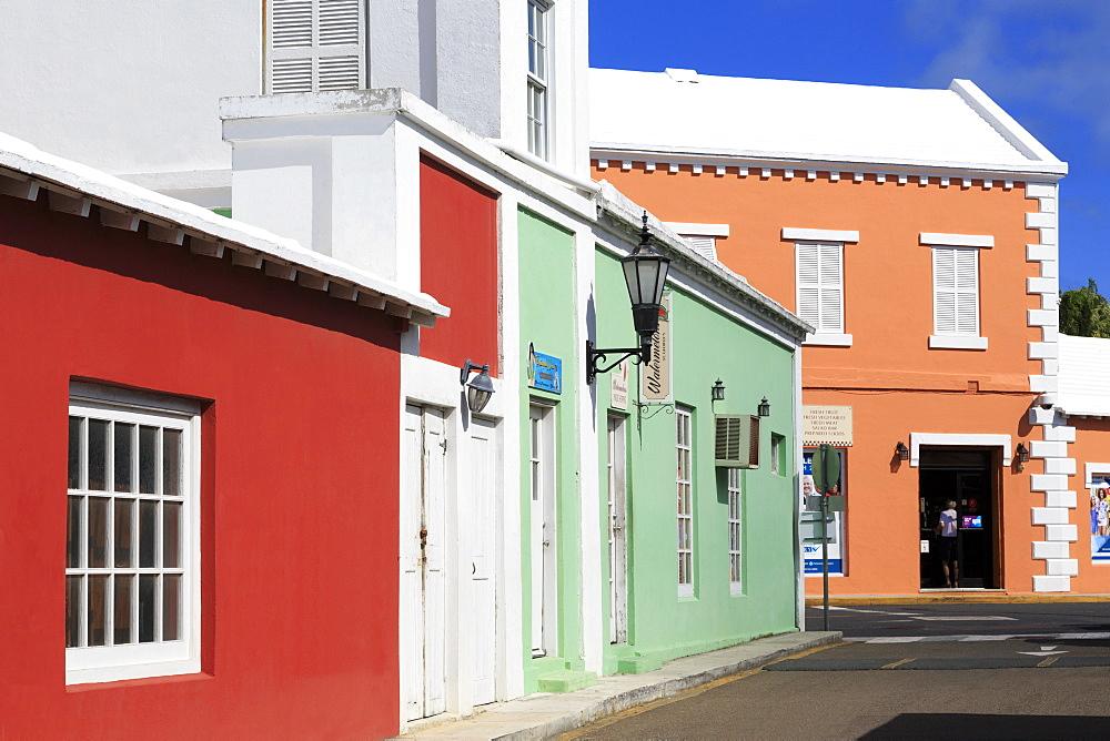 Town of St. George, St. George's Parish, Bermuda - 776-5078