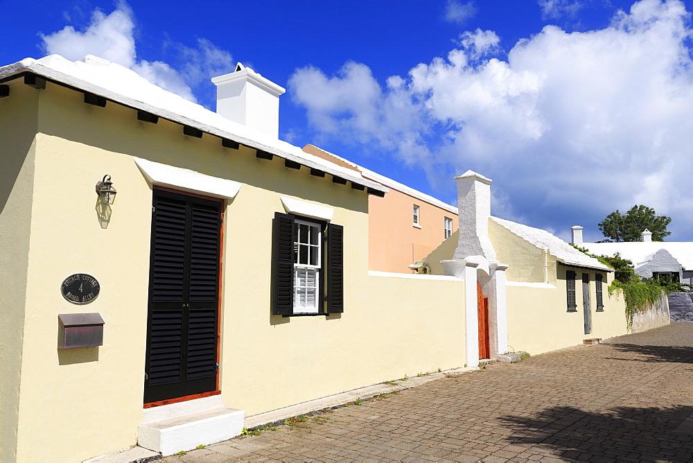 Broad Alley, Town of St. George, St. George's Parish, Bermuda - 776-5081