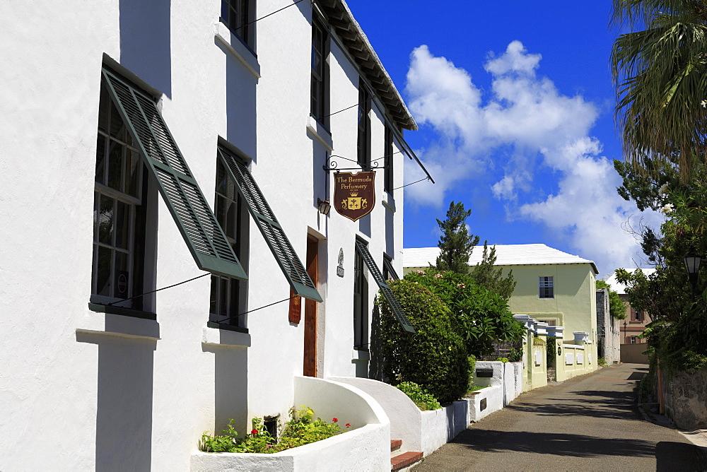Bermuda Perfumery, Town of St. George, St. George's Parish, Bermuda, Central America