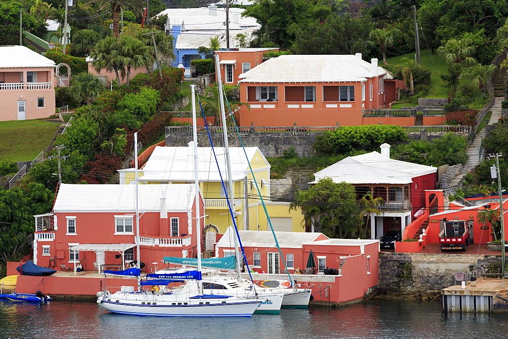 Architecture in Paget Parish, Bermuda