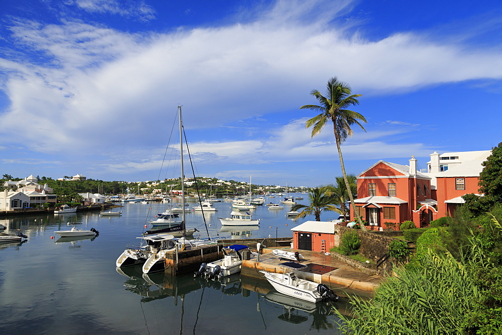 Harbour, Hamilton City, Pembroke Parish, Bermuda
