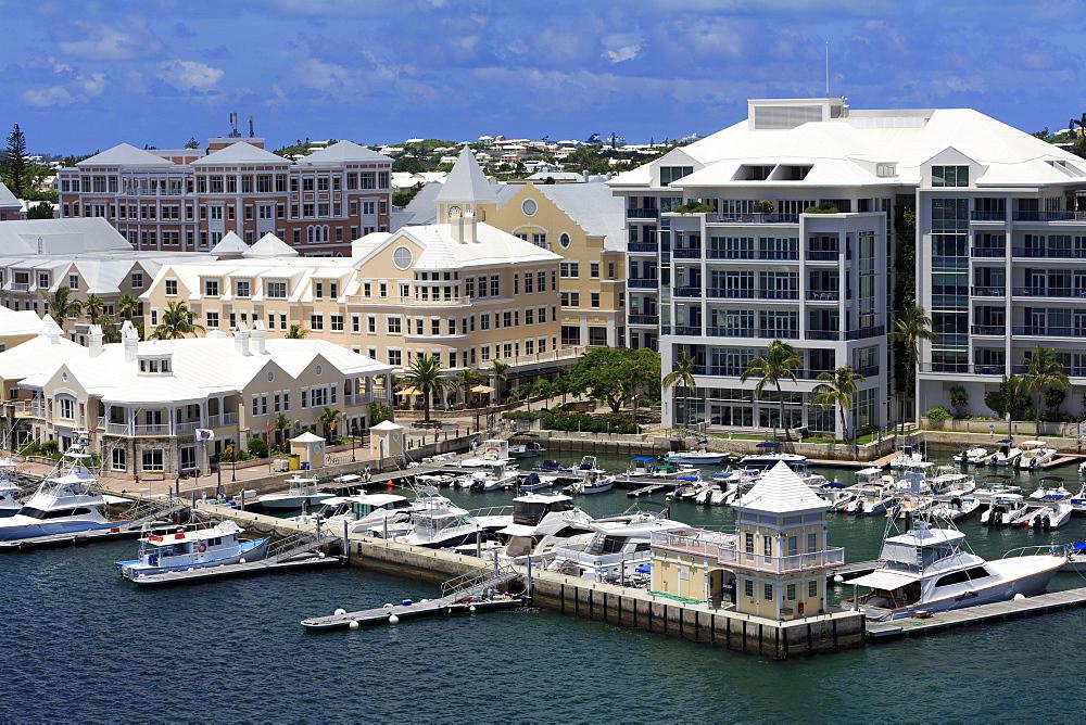 Waterfront on Pitt's Bay, Hamilton City, Pembroke Parish, Bermuda
