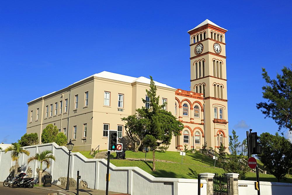 Sessions House, Hamilton City, Pembroke Parish, Bermuda