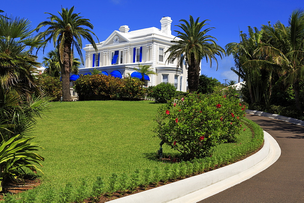 Rosedon Hotel, Pitt's Bay Road, Hamilton, Pembroke Parish, Bermuda, Atlantic, Central America