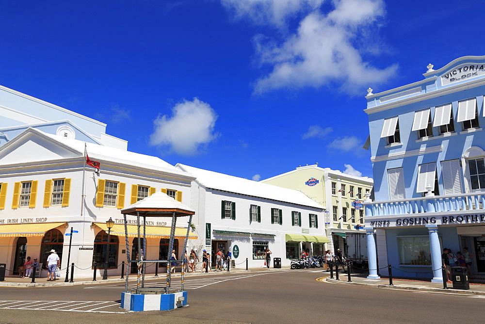 Front Street, Hamilton City, Pembroke Parish, Bermuda