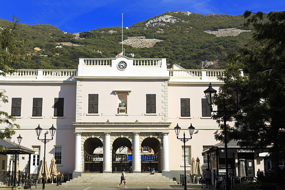 John McIntosh Square, Gibraltar, United Kingdom, Europe