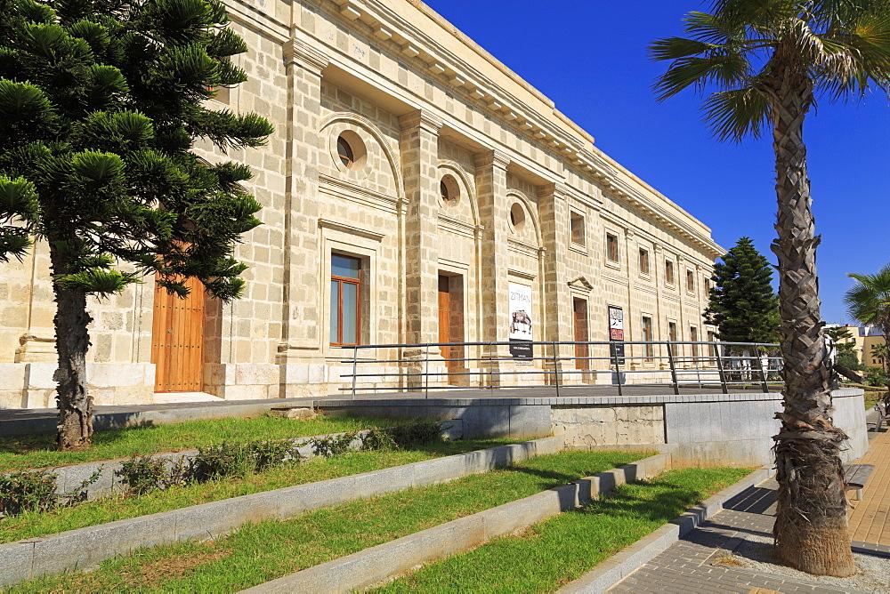 Casa De Iberoamerica, Cadiz, Andalusia, Spain, Europe - 776-5144