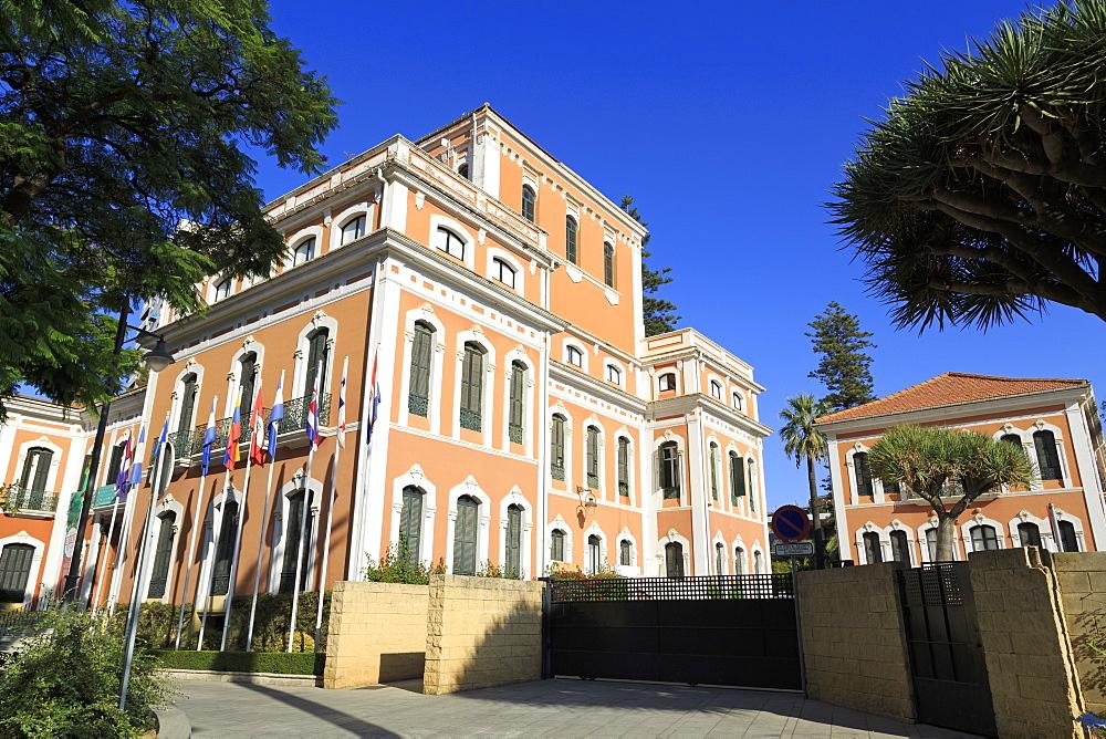 Casa Colon, Huelva City, Andalusia,Spain, Europe - 776-5172